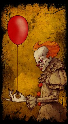 Clown Horror Movie, Arte Horror, Horror Movies, Series Movies, Movies And Tv Shows, Plauge Doctor, Bill Skarsgard Pennywise, Pennywise The Dancing Clown, Scary Clowns