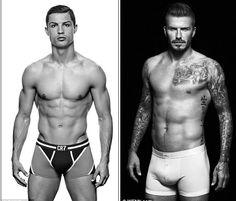 PHOTOS: Cristiano Ronaldo Launches Debut Underwear Range, CR7