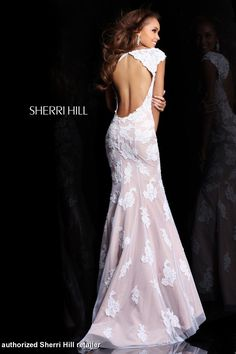 Sherri Hill's 2014 Prom Dress | ... Sherri Hill 21028 Sherri Hill Designer Prom Dresses, Evening Dresses