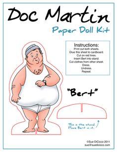 Doc Martin - Bert #P-1/7