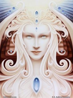 """""""The Sapphire Queen"""" by A. Andrew Gonzalez"""