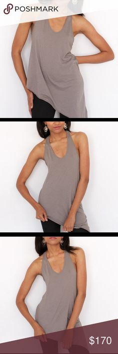 "Helmut Lang ""Summer Babe Tank Helmut Lang ""Summer Babe Tank 