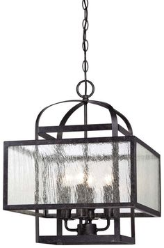 View the Minka Lavery 4875-283 4 Light 1 Tier Chandelier from the Camden Square Collection at LightingDirect.com.