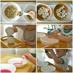 Transferring Activities 18 months - 3 years - How We Montessori by tanisha