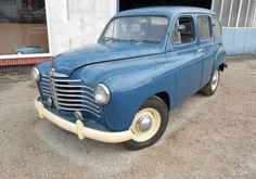 Vente voiture ancienne de collection : Renault Prairie - Petite annonce véhicule et automobile