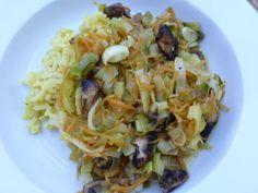 #AsiaGemüse #Vegetarisch #5ElementeKüche