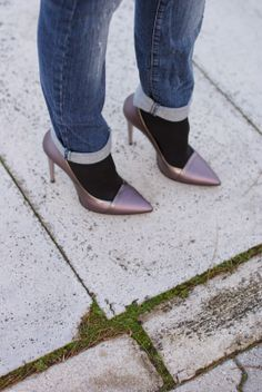 fabi metallic heels, lilac pumps, fashion and cookies, fashion blogger