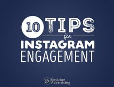 """Instagram is still a social media platform, so while so many people focus on getting followers, Instagram ENGAGEMENT is KEY! Instagram is known as the """"King of Social Engagement."""""""