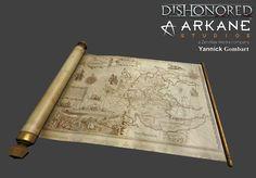 ArtStation - Dishonored Assets, Yannick Gombart