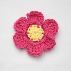 Little Abbee: Sweet Pea Flower