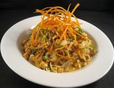 NEW Pasta Zero Pad Thai | Nasoya