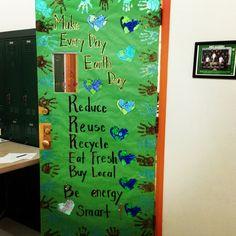Earth Day Door