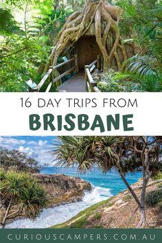 Brisbane City, Brisbane Australia, Australia Travel, Brisbane Queensland, Outback Australia, Things To Do In Brisbane, Caravan Holiday, Victoria, Camping