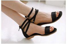 Shoes Flats Sandals, Ankle Strap Flats, Women's Shoes, Dansko Shoes, Ankle Straps, Flat Shoes, Wedge Sandals Outfit, Cute Shoes Flats, Slipper Sandals