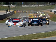 2014 Petit Le Mans Broadcast - Part 1