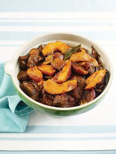 Beef & Quince Stew | Beef Recipes | Jamie Oliver Easy Home Recipes, Quick Dinner Recipes, Beef Recipes, Healthy Recipes, Popular Recipes, Delicious Recipes, Breakfast Recipes, Quince Recipes, Recipes