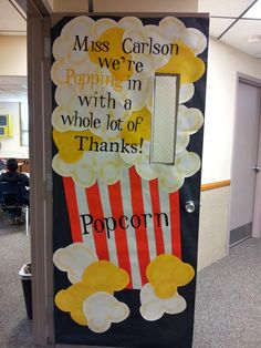 Teacher Appreciation is coming up and we are asking our Room Parents to help by decorating the door of your teacher. Here are a few of our ...