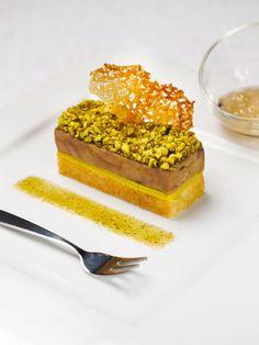 Marbré de foie gras aux éclats de pistache by Danone