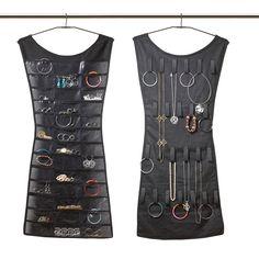 jewelry tree, jewelry box, ring holder, little black dress, lbd | Umbra