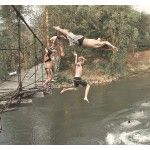 Thailand Bridge Jumping