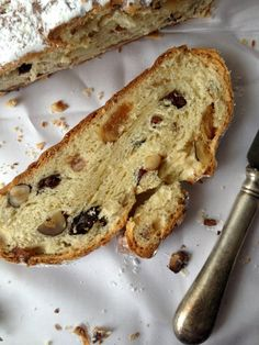 Bread Recipes, Cake Recipes, Cooking Recipes, Christmas Bread, Brioche Bread, Biscuits, Brunch, Food And Drink, Sweets