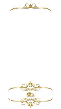 زواج Engagement Invitation Cards, Wedding Invitation Background, Wedding Invitations, Borders For Paper, Borders And Frames, Wedding Card Design, Wedding Cards, Molduras Vintage, Damask Decor