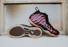 9999f92962c748 Nike Foamposite Night Maroon 314996-601 - Best Photos