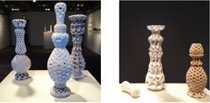 3D Systems - Printed ceramic sculptures