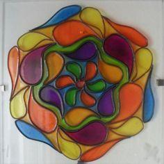 Mandala Floreciendo
