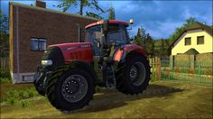 Case IH Puma 160 FL - http://fs15world.com/tractors/case-ih-puma-160-fl-mod