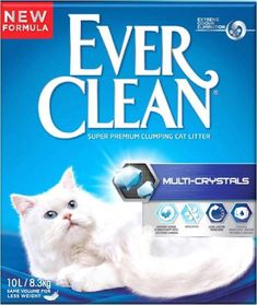 Kattsand Ever Clean Unscented Extra Strong Clumping, 10 l Cat Litter Brands, Cat Litter Pan, Liquid Waste, Litter Box Covers, Cat Toilet Training, Clumping Cat Litter, Super Cat, Cat Accessories, Aqua