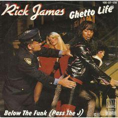Rick James, Boombox, Motown, Album, Songs, American, Music, Movie Posters, Life