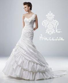 Robe mariage. Wedding dress.