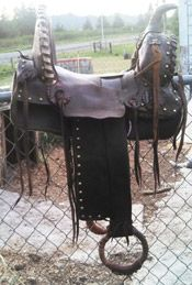 images of antique saddles | Saddle Gallery - Antique Saddles