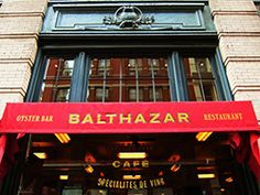 Balthazar's London Debut. Launch: February 2013.  Read more @ veryfirstto.com