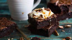 Enkel og superdigg brownie – Ida Gran-Jansen Brownies, Sweet, Desserts, Food, Cook, Tailgate Desserts, Meal, Dessert, Eten