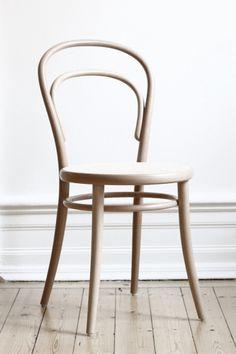 1400kr Chair No 14 Natural   Artilleriet   Inredning Göteborg
