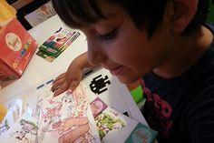 De 6 a 9 años, lectores florecientes.