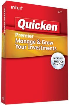 Quicken Premier 2011 - [Old Version] - Find Me The Cheapest Price	: $41.99