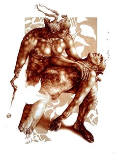 VINCENT CASTIGLIA American painter using only human blood