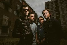 Arctic Monkeys - by Tom Barnes #GTeam