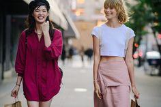 Le 21ème | Rina Fukushi + Irina Kravchenko | New York City