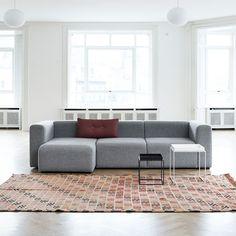 hay design mags sofa hallingdal 130 gute stube minimalistisch wohnen modernes sofa lounge