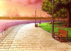 backgrounds 20 New Ideas For Landscape Background Drawing Scenery Background, Background Drawing, Landscape Background, Video Background, Animation Background, 2d Game Background, Anime Scenery Wallpaper, Anime Backgrounds Wallpapers, Scenic Wallpaper
