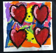 Kindergarten- Poppies and Hearts