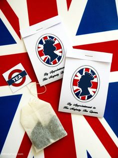 British inspired tea party ideas, printables, food, DIY decorations and more! - BirdsParty.com @BirdsParty