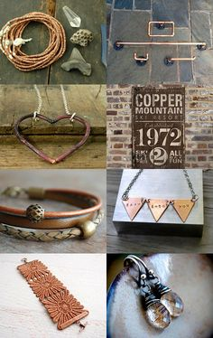 copper mountain by kate on Etsy--Pinned with TreasuryPin.com