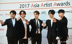 [NEWS PICT] 171115 2017 Asia Artist Awards - super junior