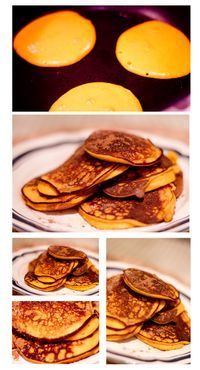 South African Style Pumpkin fritters (paleo & gluten free)