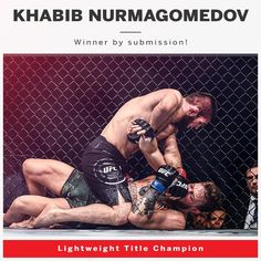 8x10 Color Photo Nurmagomedov Khabib chokes out McGregor